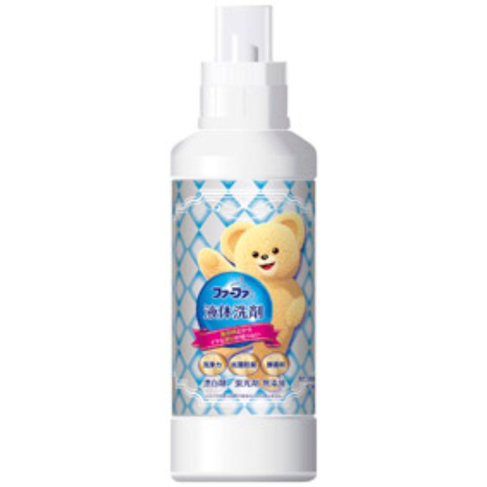 ファーファ 衣料用液体洗剤420ml無香料のイメージ2