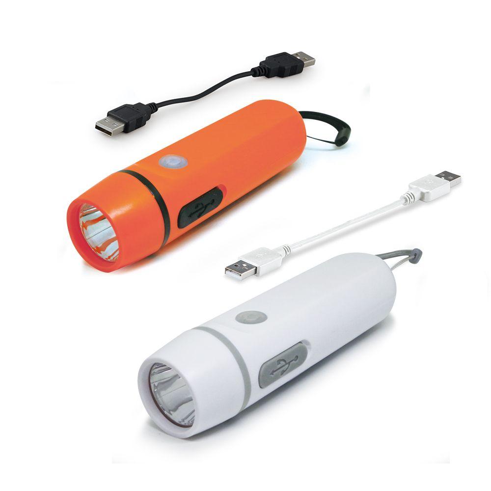 ダイナモ&USB充電ライトイメージ