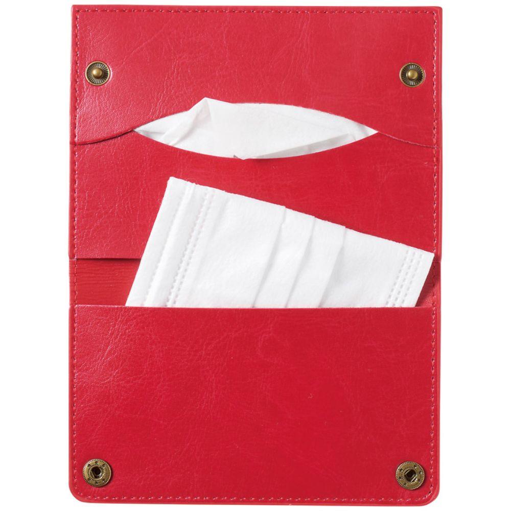 レザーライクポケットティッシュケースのイメージ7